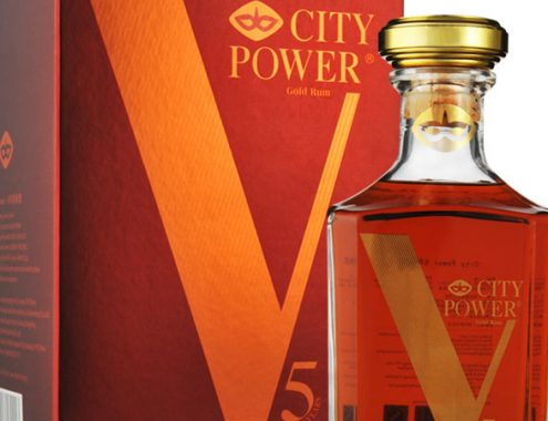 金朗姆酒 CITY POWER-V5